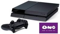 ONO será el operador preferente de Sony en España para su PS4