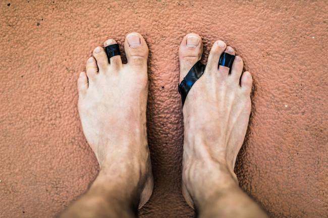 Entrenar-Descalzos