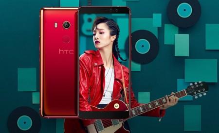 """HTC U11 EYEs: pantalla """"sin marcos"""", gran batería y doble cámara frontal para la gama media"""
