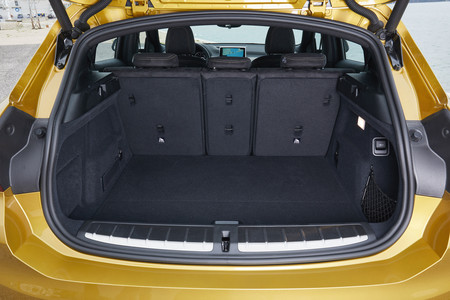 BMW X2 maletero