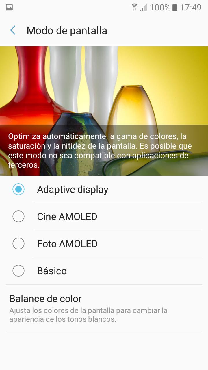 Foto de Imágenes del software del Samsung Galaxy A3 2017 (12/20)
