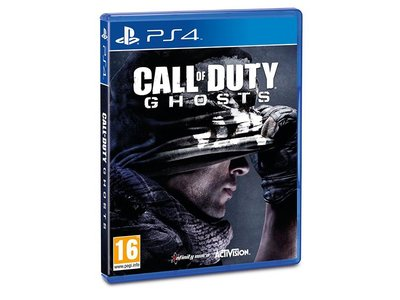 Sólo esta semana, Call of Duty Ghosts para PS4 por 17,95 euros en PCComponentes