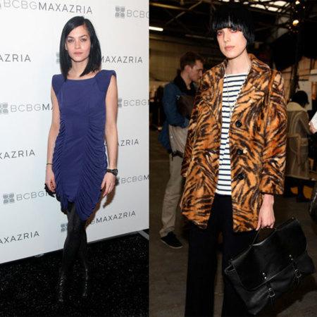 El front-row de la Semana de la Moda de Nueva York Otoño-Invierno 2010/11