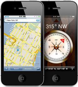 iOS podría recibir una nueva aplicación mapas