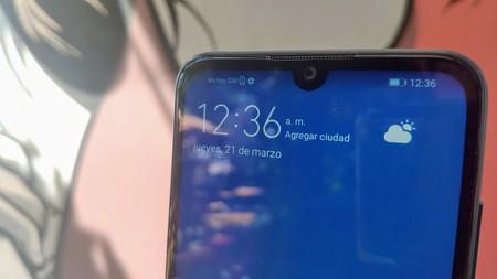 Huawei Y6 2019 Primeras Impresiones Notch Gora