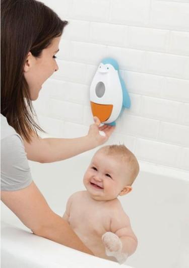 Dispensador de jabón para la bañera de Skip Hop