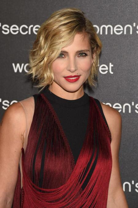 ¿Habemus patinazo de Elsa Pataky en el estreno del film Dark Seduction de Women'secret?