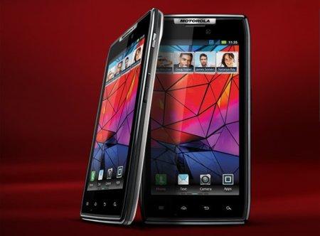 Motorola RAZR actualiza su software en Europa