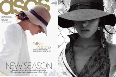 Catálogo Asos otoño-invierno 2010/2011 con Olivia Palermo