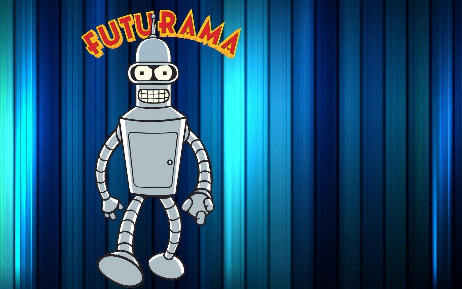 Fondos de pantalla de 'Futurama'