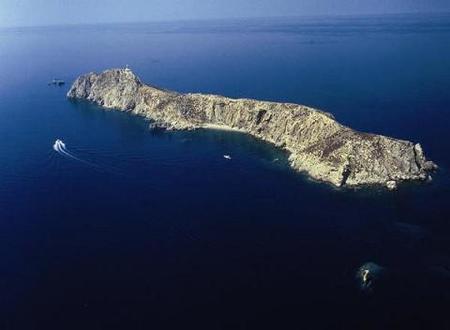 Isla Palagruža, la experiencia de vivir en un sitio deshabitado en medio del mar