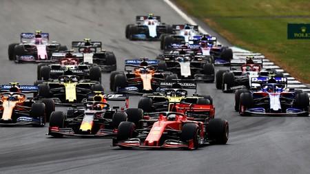 Vettel Silverstone F1 2019