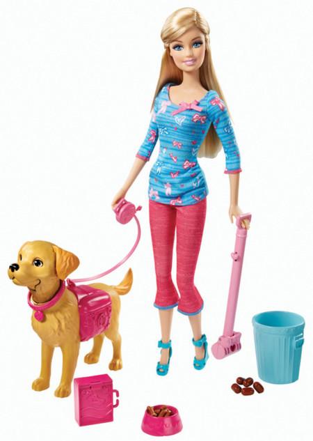 Barbie Perrito Popo
