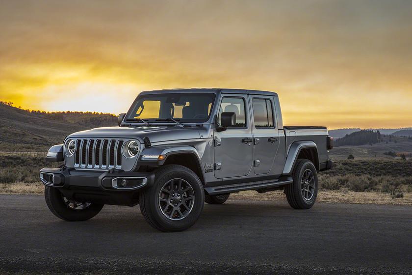 El Jeep Gladiator 2019 es un auténtico todoterreno: así es ...