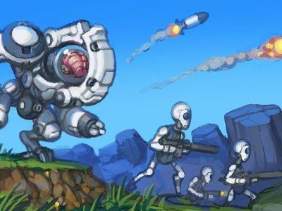 Steam regala Cortex Command de manera temporal... para conservarlo de por vida