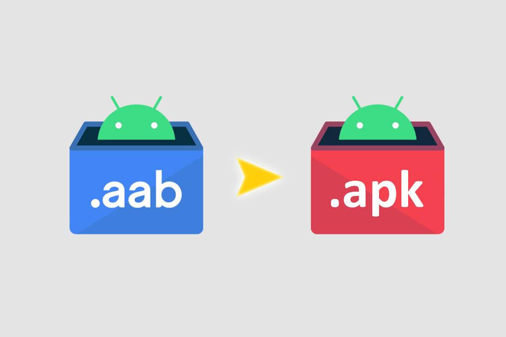 Cómo convertir un App Bundle en formato AAB en un archivo APK