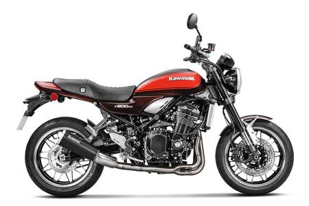 Kawasaki Z900rs Akrapovic 02