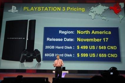 PlayStation 3 presentada oficial y definitivamente