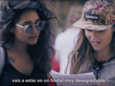 """#ConLaVozBienAlta: el vídeo que demuestra """"el espanto ante la homofobia"""""""