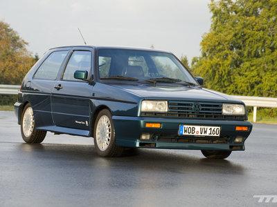 Volkswagen Golf II G60 Rallye: disfrutamos de un exclusivo Golf del que sólo existen doce unidades