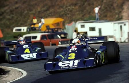 Depailler Scheckter Tyrrell 1976