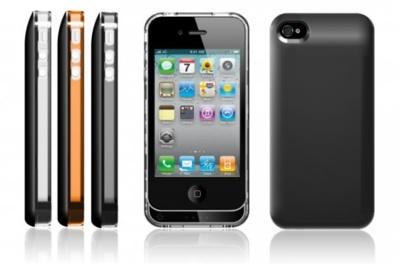 Slim Pack de A-Solar, una carcasa con batería extra para nuestro iPhone 4 y 4S