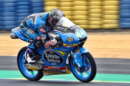 Aron Canet Moto3 Gp Francia 2017