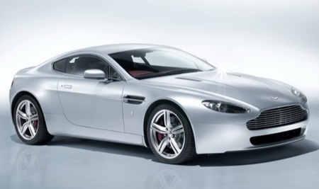 Aston Martin Vantage, pequeños cambios