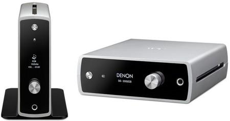 DA-300USB, el nuevo DAC de Denon para nuestros ordenadores