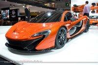McLaren P1, más detalles del prototipo desde el Salón de París