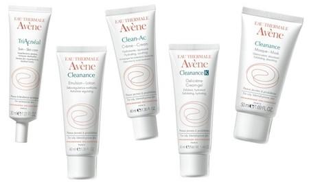 ¿Tienes una piel grasa? Mantén tu rostro limpio con la colección Cleanance de Avène