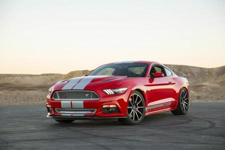 Mustang Shelby GT, primeros detalles