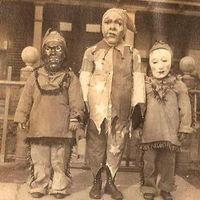 Sí, en el pasado sabían asustar y estos 27 aterradores disfraces de Halloween lo demuestran