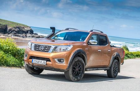 Nissan conquista a los más aventureros con su NP300 Frontier Off-Roader AT32
