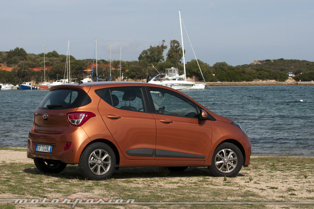 Foto de Hyundai i10 2013 (presentación) (4/28)