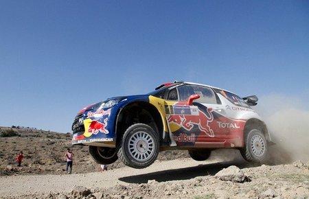 Rally de México 2012: la prueba se estabiliza a pesar de lo abandonos