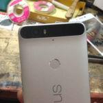 Y ahora con vosotros, las primeras imágenes del Huawei Nexus 6