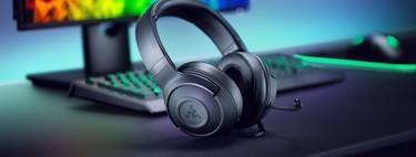 Estos auriculares son un chollo para gaming o videoconferencia y están de oferta: Razer Kraken X Lite a 39 euros en PcComponentes