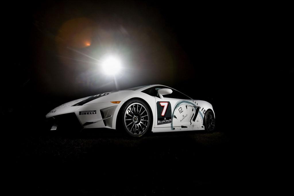 Foto de Lamborghini Super Trofeo Gallardo LP560-4 (16/17)