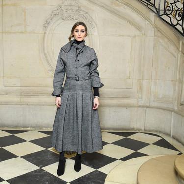 ¡Llenazo! Así estaba el 'front row' del desfile de Dior capitaneado por Olivia Palermo y Cara Delevingne