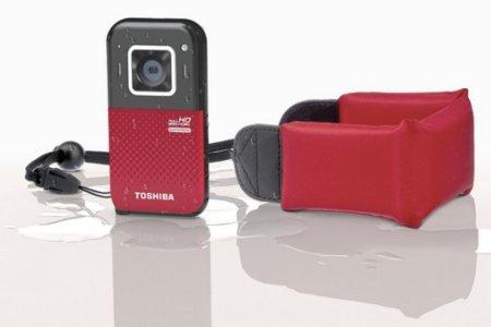 Toshiba Camileo BW20: ideal para acompañar tus aventuras deportivas