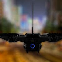 En Estados Unidos la Policía ya usa drones con inteligencia artificial que pueden vigilar y realizar tareas de manera autónoma