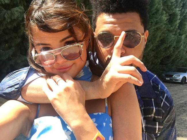 Selena Y The Weeknd