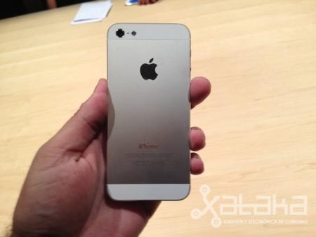 iPhone 5, primera toma de contacto
