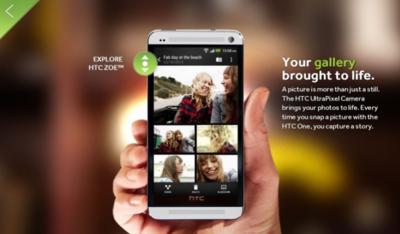 HTC va a llevar su desarrollo software a otros dispositivos Android, Zoe es el primero