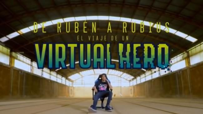 ElRubius sigue conquistando Movistar Plus y anuncia el estreno de un documental: 'De Rubén a Rubius, el viaje de un Virtual Hero'