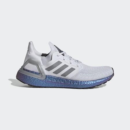 Ultraboost Adidas Grises Hombre