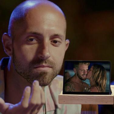 """""""¿No te gustaría hacer el amor?"""" La propuesta indecente de Mayka a Óscar Ruiz en 'La Isla de las Tentaciones' durante el peor programa para Pablo"""