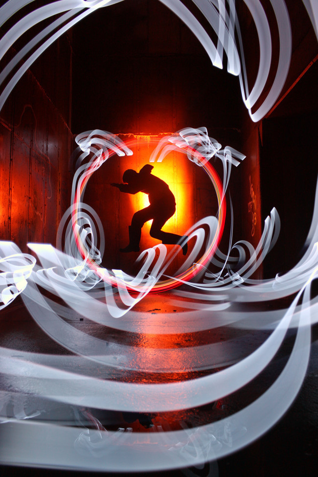 Foto de Light Painting (1/7)
