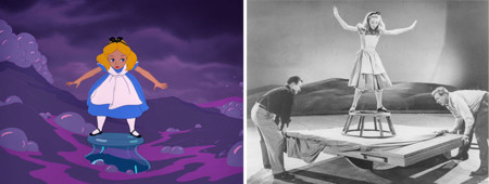 Alice Wonderland Classical Animation Kathryn Beaumont 5